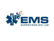 EMS Supervisor Sim Lab Logo - Entry #79