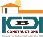 KBK constructions Logo - Entry #90