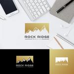 Rock Ridge Wealth Logo - Entry #458