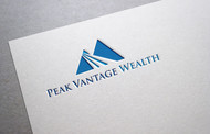 Peak Vantage Wealth Logo - Entry #166