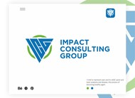 Impact Consulting Group Logo - Entry #29