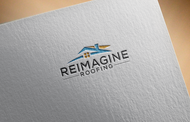 Reimagine Roofing Logo - Entry #66