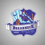 Breakneck Lager Logo - Entry #3