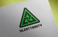 SILENTTRINITY Logo - Entry #239
