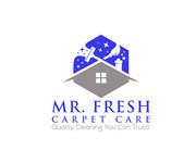Mr. Fresh Carpet Care Logo - Entry #5