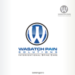 WASATCH PAIN SOLUTIONS Logo - Entry #102