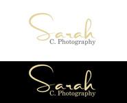 Sarah C. Photography Logo - Entry #53
