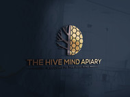 The Hive Mind Apiary Logo - Entry #104