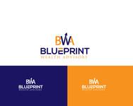 Blueprint Wealth Advisors Logo - Entry #50