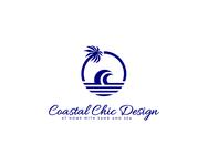 Coastal Chic Designs Logo - Entry #109