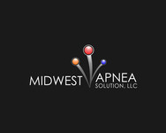 Midwest Apnea Solutions, LLC Logo - Entry #83