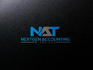 NextGen Accounting & Tax LLC Logo - Entry #471
