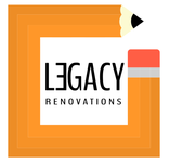 LEGACY RENOVATIONS Logo - Entry #122