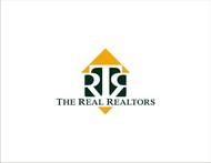 The Real Realtors Logo - Entry #6