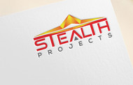 Stealth Projects Logo - Entry #93