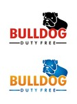 Bulldog Duty Free Logo - Entry #40