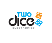 Two Dice Logo - Entry #60