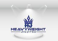 Heavyweight Jiujitsu Logo - Entry #21