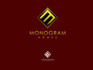 Monogram Homes Logo - Entry #39