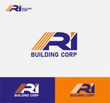 RI Building Corp Logo - Entry #38