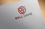 Ball Game Logo - Entry #4