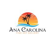 Ana Carolina Fine Art Gallery Logo - Entry #259