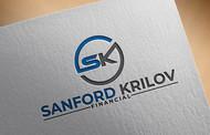 Sanford Krilov Financial       (Sanford is my 1st name & Krilov is my last name) Logo - Entry #381