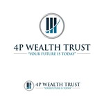 4P Wealth Trust Logo - Entry #275