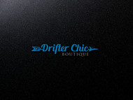 Drifter Chic Boutique Logo - Entry #89