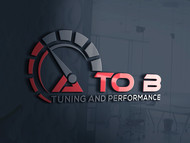 A to B Tuning and Performance Logo - Entry #16