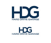 Hard drive garage Logo - Entry #17