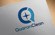 QuaranClean Logo - Entry #145