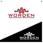 Worden Technology Solutions Logo - Entry #38