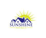 Sunshine Homes Logo - Entry #587