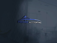 Premier Accounting Logo - Entry #42