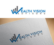 Wealth Vision Advisors Logo - Entry #205