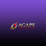Agape Logo - Entry #185