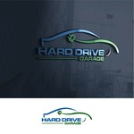 Hard drive garage Logo - Entry #298