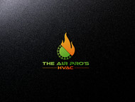 The Air Pro's  Logo - Entry #242
