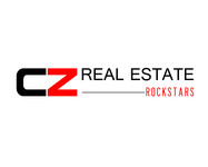 CZ Real Estate Rockstars Logo - Entry #9