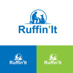 Ruffin'It Logo - Entry #73