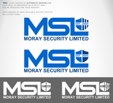 Moray security limited Logo - Entry #73