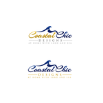 Coastal Chic Designs Logo - Entry #72