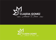 Claudia Gomez Logo - Entry #301