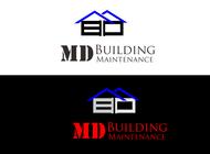 MD Building Maintenance Logo - Entry #132