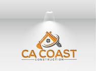 CA Coast Construction Logo - Entry #13