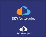 SKY Networks  Logo - Entry #33