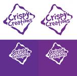 Crispy Creations logo - Entry #25