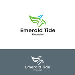 Emerald Tide Financial Logo - Entry #362