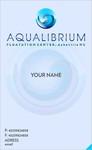 Aqualibrium Logo - Entry #14